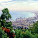"""""""Albert Marquet (1875-1947), La baia di Algeri, 1932. Olio su tela."""" via Wikimedia Commons [Public Domain]"""