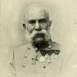 """""""Francesco Giuseppe I imperatore d'Austria (1848-1916) e re d'Ungheria (1867-1916). Nella pubblicistica afferente alle frange radicali del movimento irredentista era soprannominato «il boia»."""""""