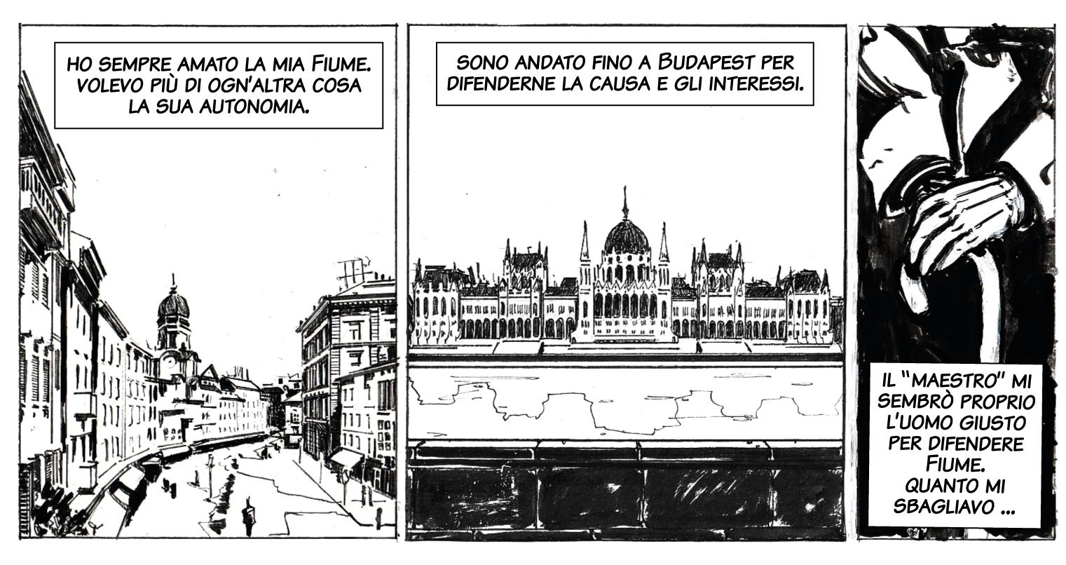 La Fiume di Francesco Zanella / La Fiume di Francesco Zanella.