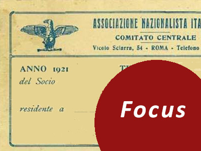 Focus storico - Giovanni Giuriati