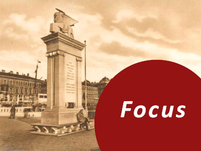 Focus storico - Gabriele D'Annunzio