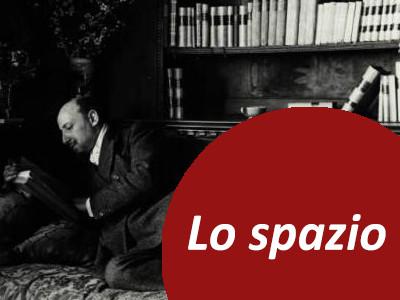 Storymap di Gabriele D'Annunzio