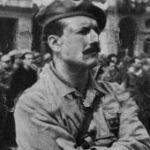 """""""Pompeo Colajanni 'Barbato', comandante garibaldino della Valle Po"""" by Stonewall via Wikimedia Commons (Public Domain)"""